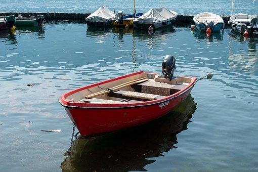 Boat, Travel, Exploration, Lake, Nature, Outdoors