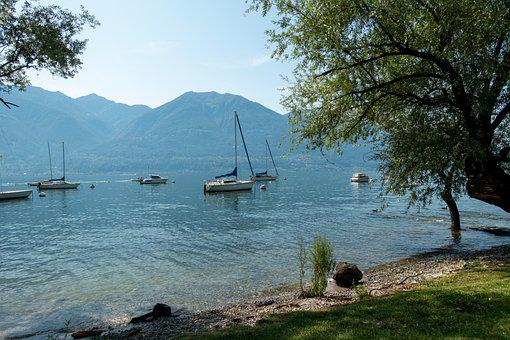 Boats, Lake, Nature, Travel, Exploration, Adventure