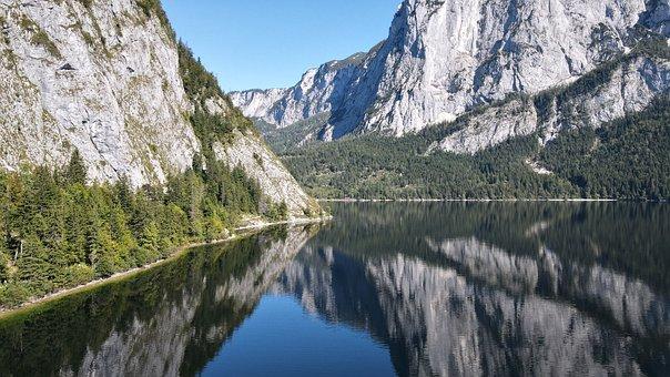 Lake, Nature, Travel, Exploration, Outdoors, Adventure