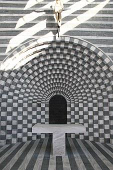 Church, Architect Mario Botta