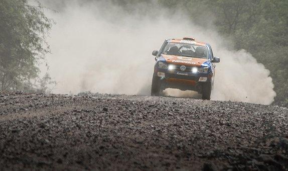 Truck, Race, Wheels, Car, Derby, Rally Car, Rally Race