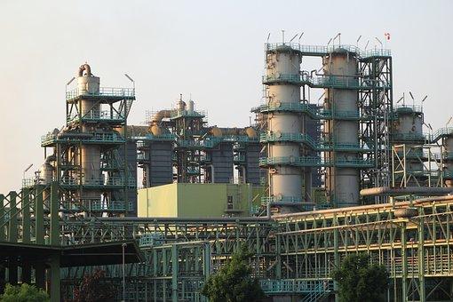 Germany, Alsumer, Berg, Industry, Industrial