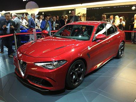 Alfa Romeo, Giulia, Quadrifoglio Verde, 510 Ps