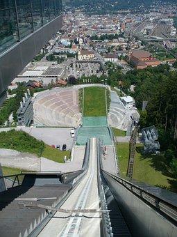 Ski Jumping, Hill, Ski Jump, Winter Sports, Sport