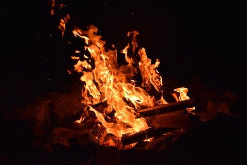 Fire, Burn, Hot, Temperature, Flame, Barbecue, Embers