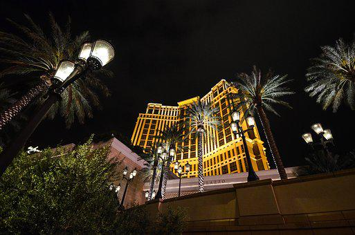 Las Vegas, Nevada, Usa, Casino, Gambling, America