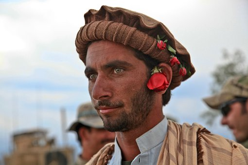 Tradition, Man, Headdress, Traditional, Afghanistan
