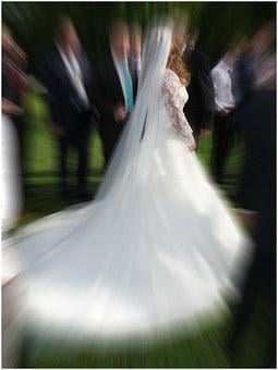 Flower, Bride, Bridal Bouquet, Marriage Ceremony, Luck