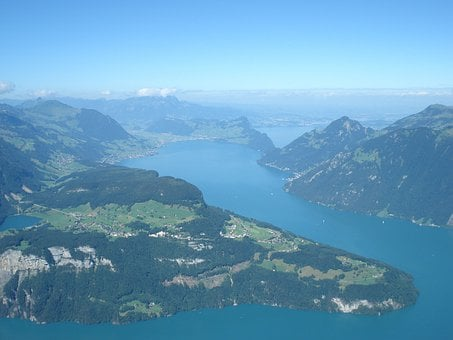 Central Switzerland, Lake Lucerne Region, Seelisberg