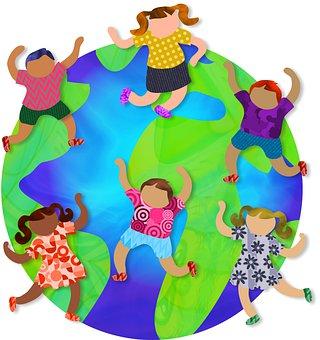 Kids, Children, Children's Day, Childhood, Youth