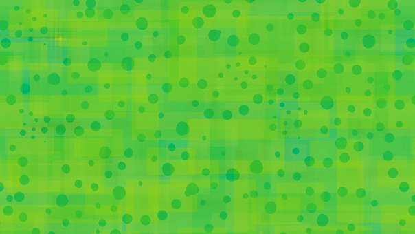 St Patrick's Day, Green, Background, Dotted Background