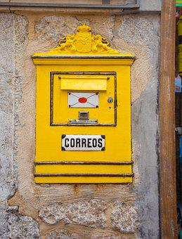 Letter Box, Post Office, Message, Tradition, Letter