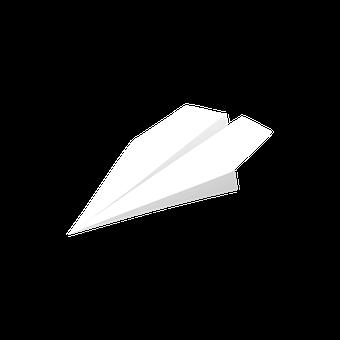 Plane, Airplane, Paper Plane, Aircraft, Aeroplane, Kids