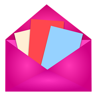 Letter, Message, Envelope, Mail, Communication, Paper