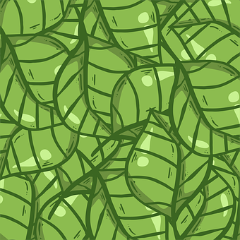 Background, Pattern, Leaves, Foliage, Green, Texture