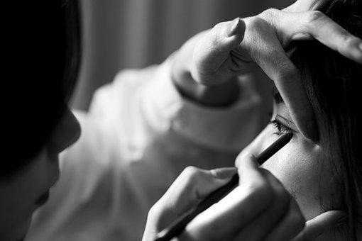 Makeup, Eyeliner, Makeup Artist, Beauty, Bride, Woman