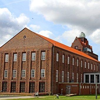 Building, Tu Braunschweig, University