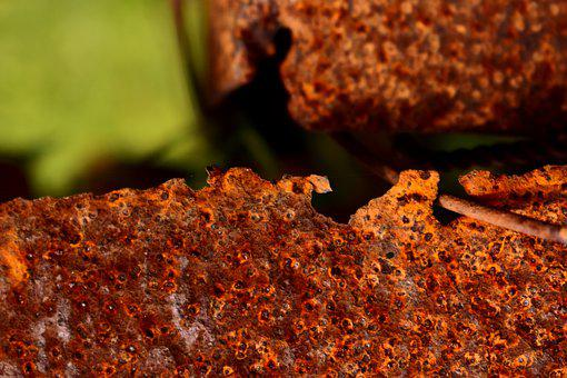 Metal, Rust, Weathered, Old, Iron, Rusty, Texture
