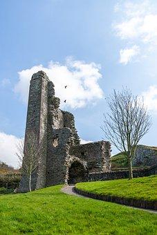 Abbey, Building, Castle, Church, Tower, Monastery