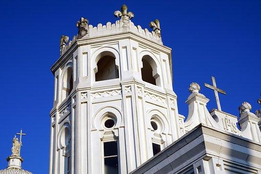 Church, Catholic, Building, Travel, Tourism, Historical