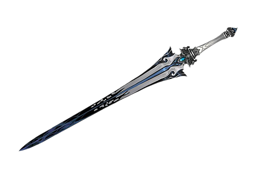 Sword, Blade, Weapon, Metal, Armament, Design, Cut Out