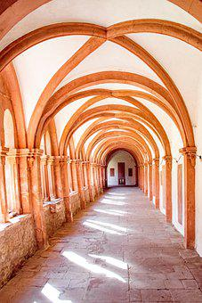 Church, Monastery, Religion, Faith, Building