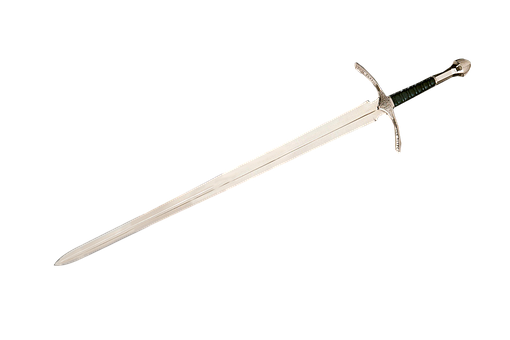 Sword, Blade, Weapon, Metal, Armament, Cut Out