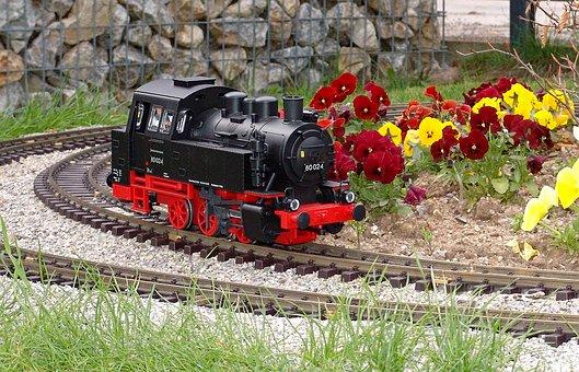 Train, Railroad, Steam Locomotive, Historical