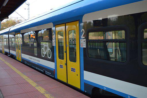 Train, Railway Station, Transportation, Travel, Gebze
