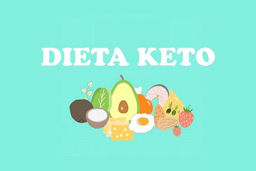 Keto, Diet, Eggs, Meat, Greens, Vegetables, Dietas