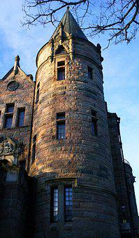 Castle, Architecture, Historical, Tower, Building