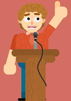 Speech, Debate, Presentation, Political, Speak, Talk