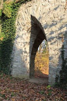 Arch, Tower, Goal, Architecture, Building, Portal