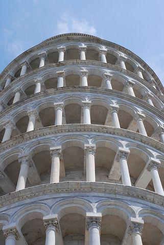 Pisa, Architecture, Tower, Leaning Tower, Italy