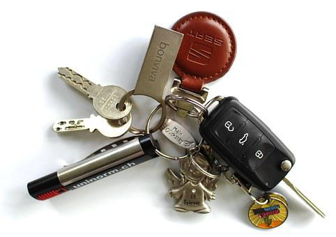 Key, Keychain, Car Keys, Door Key, Trailers, Garage Key