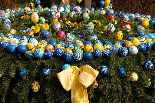 Easter, Easter Greeting, Easter Nest, Happy Easter