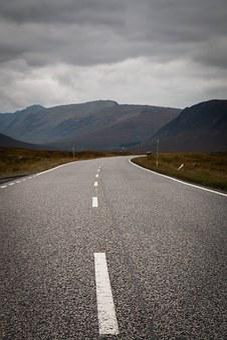 Scotland, Glencoe, Glencoe Scotland, Path, Mountains