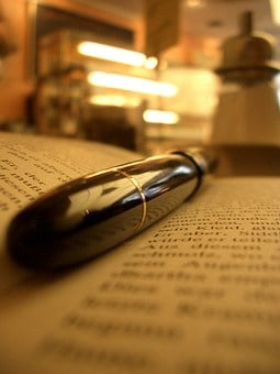Cafe, Book, Relax, Rest, Books, Writing Materials