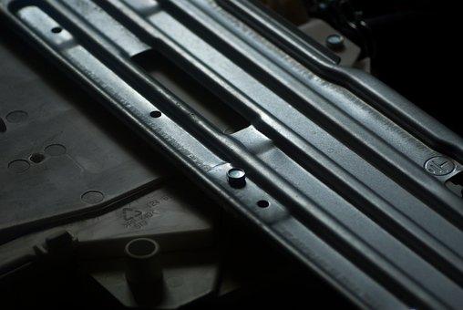 Metallic, Wash Machine, Iron, Design, Shiny, Line