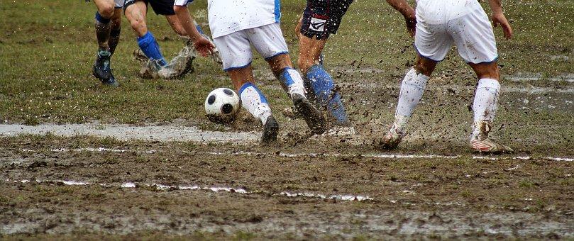 Soccer, Football, Feet, Sport, Ball, Field, Player