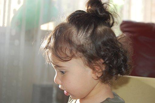 Little Girl, Bimba, Portrait, Face, Young