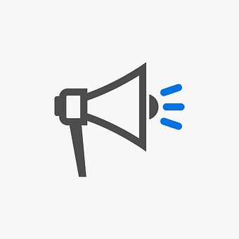 Megaphone, Horn, Trumpet, Campaign, Analysis, Business