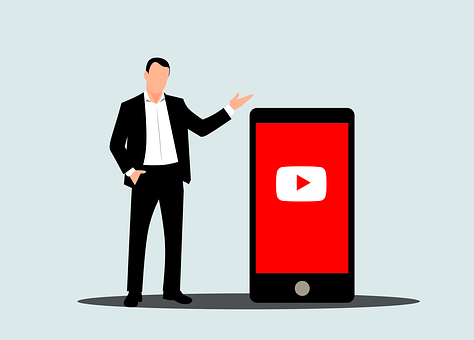 Youtube, Business, Social Media, Marketing, Man