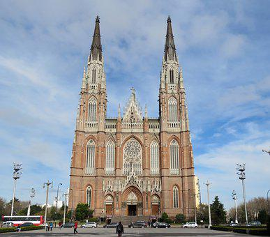 Cathedral, Church, Temple, Christianity, Christian