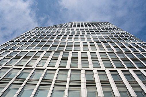 Building, Skyscraper, Facade, Windows, Office Building