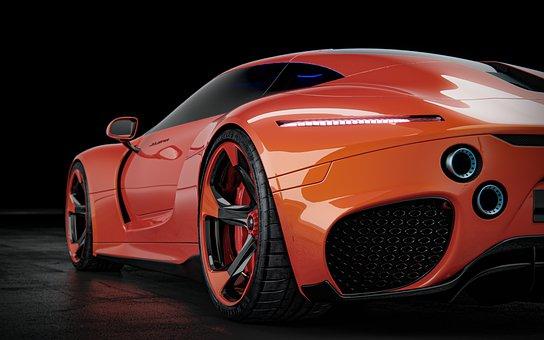 Car, Luxury Car, Speed, Fast, Vehicle, Auto, Automobile