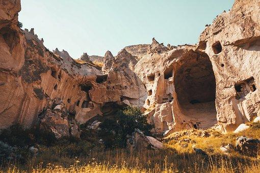 Cave, Summit, Cappadocia, Trip, Discovery, Outdoor