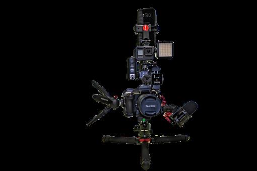 Vlogging Rig, Vlogging Setup, Camera, Videography