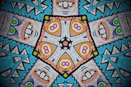 Mandala, Ornament, Background, Wallpaper, Pattern
