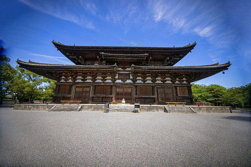 Toji Temple, Japan, Kyoto, Temple, Asia, Landmark